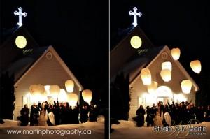Ottawa ontario canada winter wedding photographers