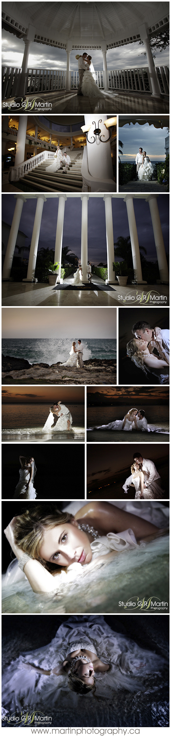 Grand Palladium Lady Hamilton Resort & Spa Lucea Montego Bay Jamaica Destination wedding Ottawa Photographers
