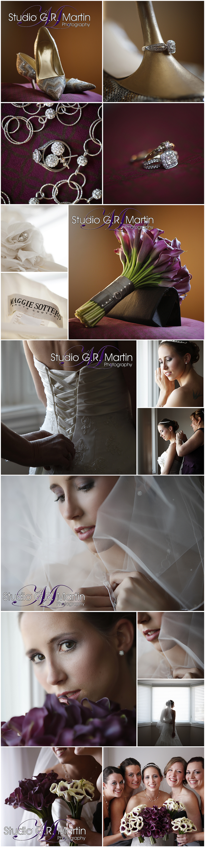 winter wedding photographers in Ottawa Ontario Canada -  weddings
