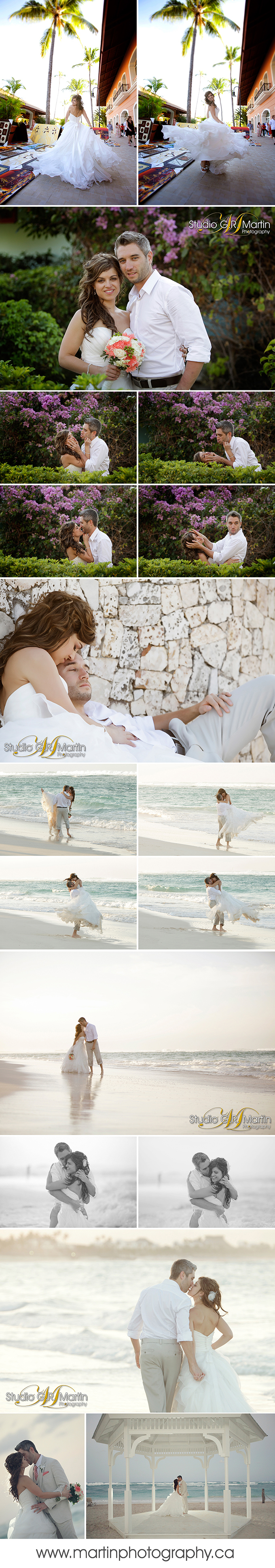 Punta Cana Destination Wedding Photographers Ottawa Wedding Photographers Majestic Colonial Punta Cana