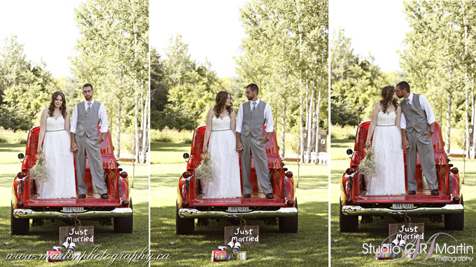Ottawa Outdoor Vintage Wedding Ottawa Wedding Photographers