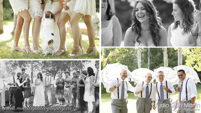 Ottawa Outdoor Vintage Wedding Ottawa Wedding Photographers