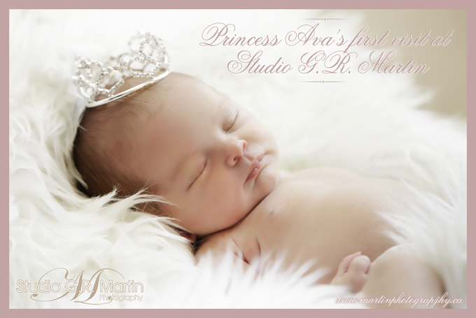 Ottawa studio baby photography - ottawa children portrait photographers