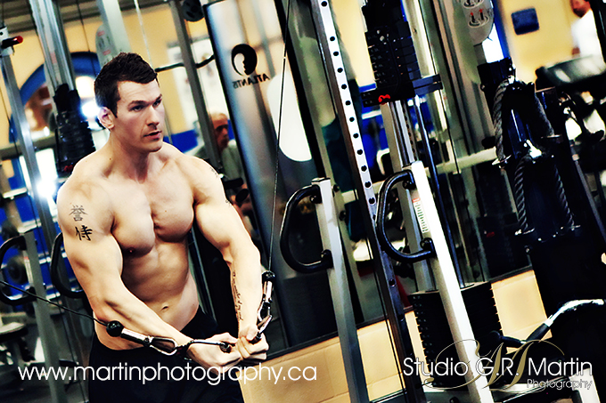 Ottawa On Location Fitness Photography Studio G.R. Martin