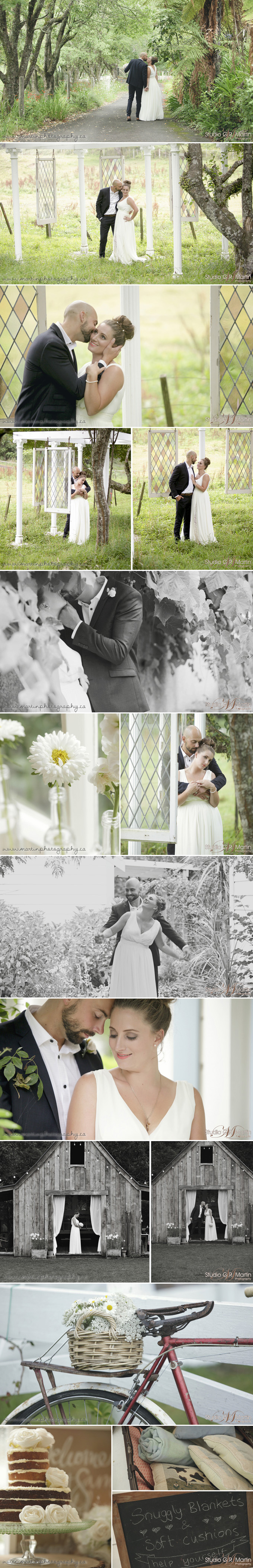 New Zealand destination Old forest school Rotorua wedding and portrait photographer