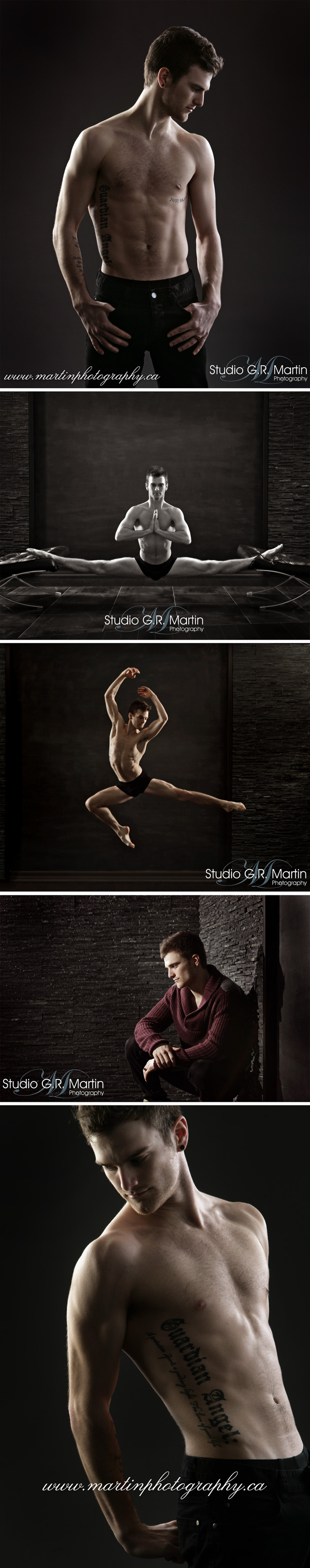 Chris Stewe Ottawa Dance and Portrait Photographers