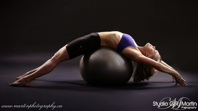 Studio G.R. Martin Fitness Photographers in Ottawa