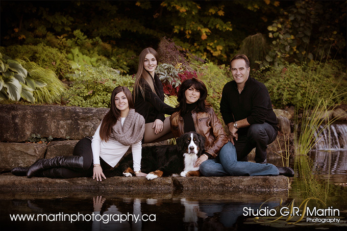 Studio G.R. Martin Outdoor Family Photographers