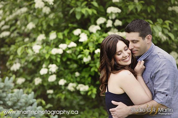 Studio G.R. Martin Ottawa engagement, couple and wedding photographers