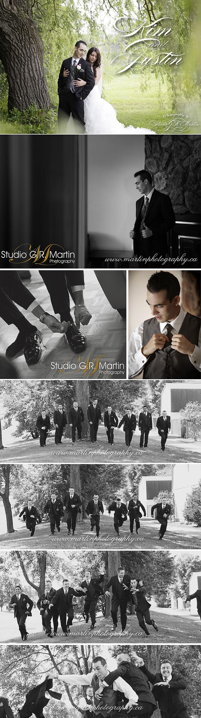 Stanley's Olde Maple Lane Farm Weddings Ottawa Wedding Photographers Studio G.R. Martin
