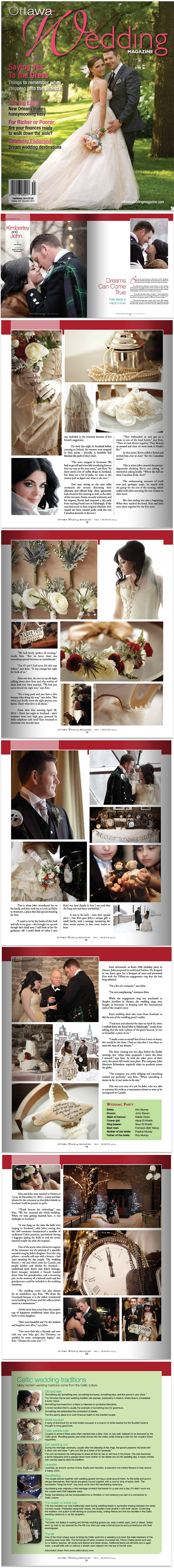 Ottawa Wedding Magazine