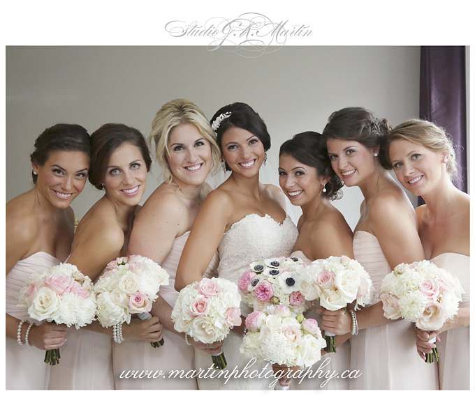 Ottawa wedding belvedere wedding wakefield quebec amsale bridesmaids, Baroness Bridal, With love Bridal Boutique, blush and silver, Ottawa wedding photographers