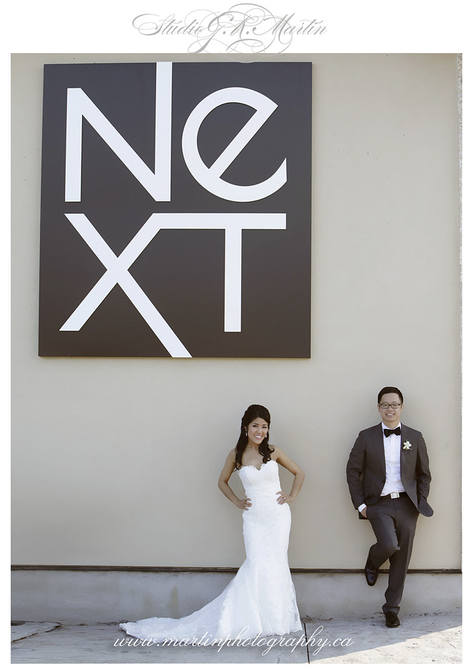 Christina & Alex - Ottawa Next Restaurant Wedding