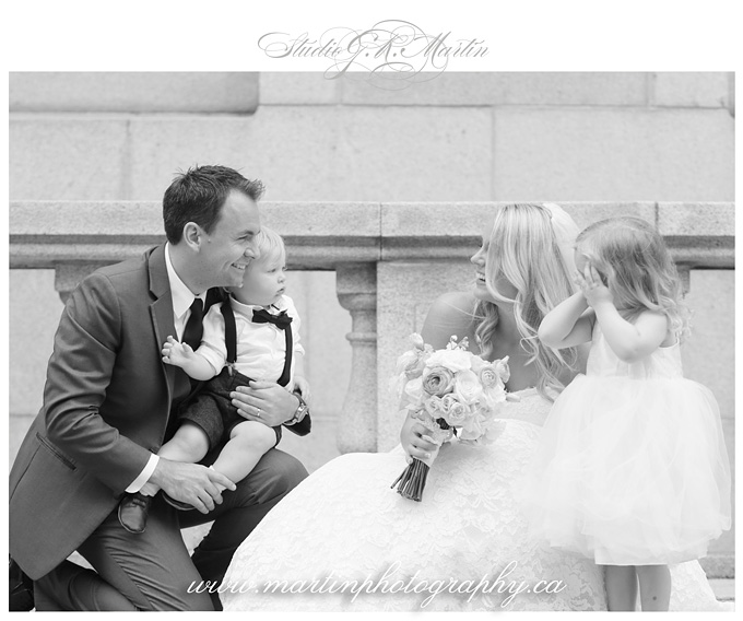 Marry Me Productions Wedding at Chateau Laurier - Martin Photography