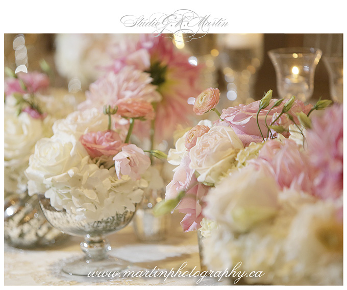 Full Bloom Floral Wedding at Chateau Laurier - Martin Photography