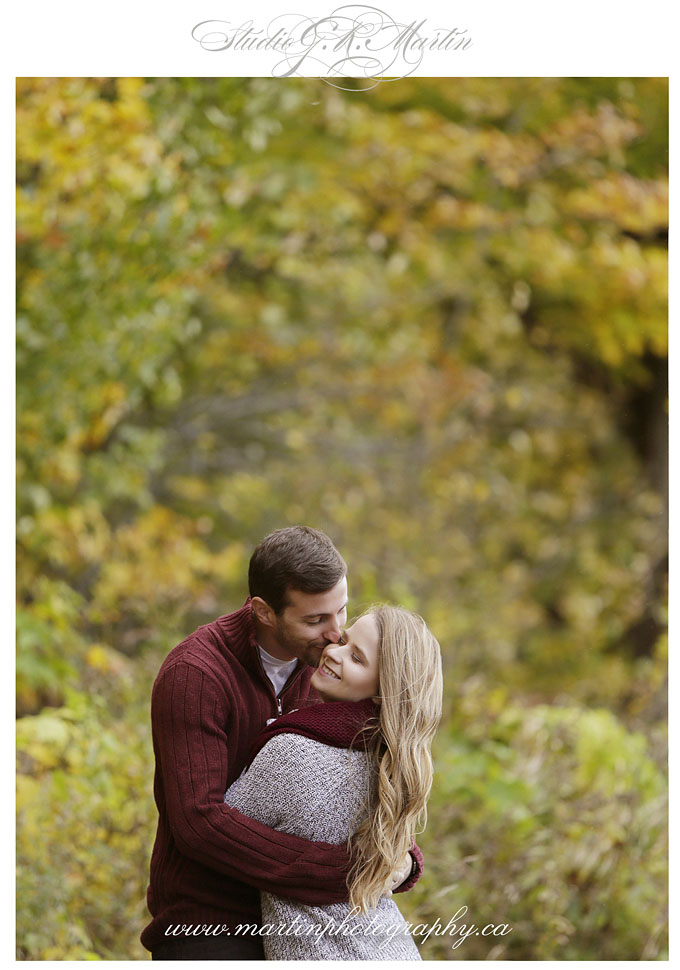 Ottawa Wedding Photographers - Ottawa Engagement Photographers, Studio G.R. Martin Photography fall engagement