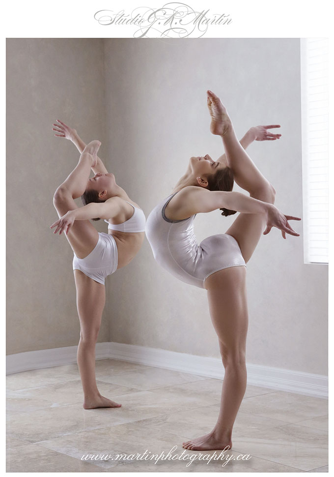 ottawa fitness, dance and gymnastics photographers- Elodie Paquin et Julie-Anne Fiset