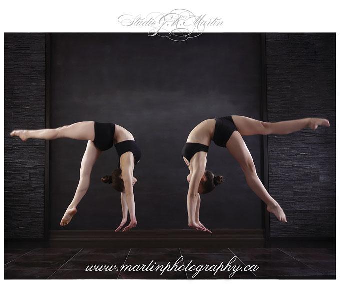 ottawa fitness, dance and gymnastics photographers- Elodie Paquin et Julie-Anne Fiset