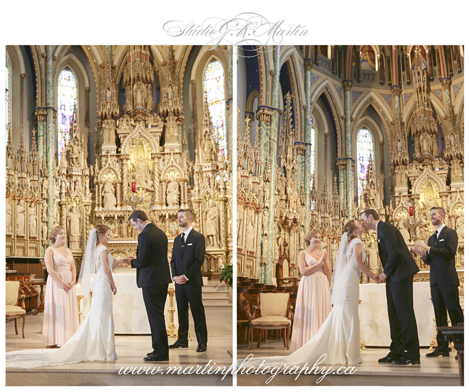 Ottawa wedding photography - Fairmont Chateau Laurier - Reception in the Laurier Room - Ceremony Notre Dame Basilica Ottawa, Studio G.R. Martin