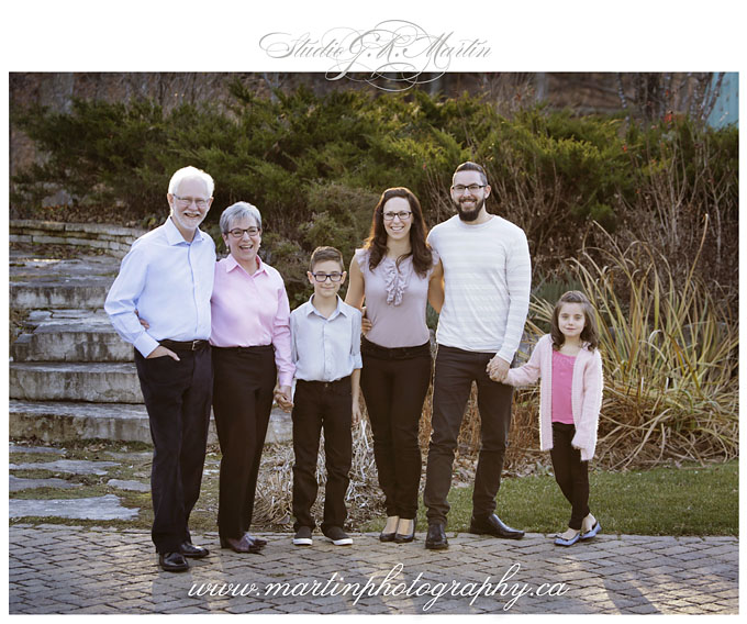 Outdoor family photography Ottawa Ontario Canada