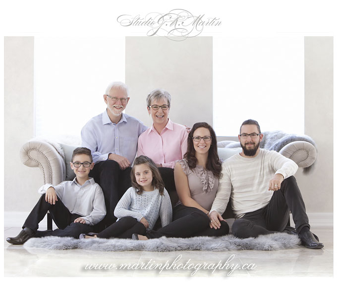 Family Studio Photos In Ottawa Portrait Studio Ontario Canada Photographers