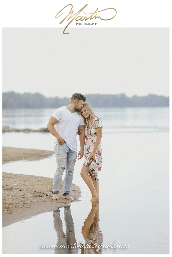 Ottawa-Engagement-Couple-Outdoor-Session-Wedding-Photographers-Petrie Island Engagement Session